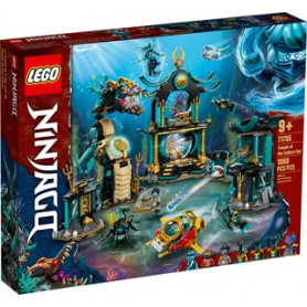 LEGO NINJAGO 71755 TEMPIO DEL MARE INFINITO ETA 9