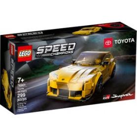 LEGO SPEED CHAMPIONS 76901 TOYOTA GR SUPRA ETA 7