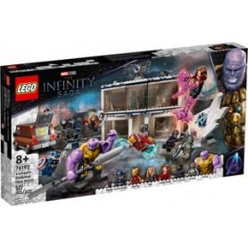 LEGO SUPER HEROES 76192 AVENGERS: ENDGAME, LA BATTAGLIA FINALE ETA 8