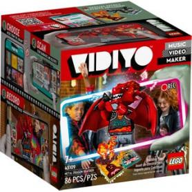 LEGO VIDIYO 43109 METAL DRAGON BEATBOX ETA 7