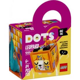LEGO DOTS 41929 BAG TAG - LEOPARDO ETA 6