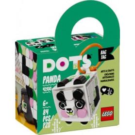 LEGO DOTS 41930 BAG TAG - PANDA ETA 6