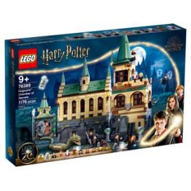 LEGO HARRY POTTER TM 76389 LA CAMERA DEI SEGRETI DI HOGWARTS    ETA 9