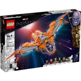 LEGO SUPER HEROES 76193 L   ASTRONAVE DEI GUARDIANI ETA 14