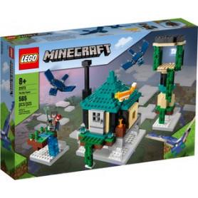 LEGO MINECRAFT 21173 SKY TOWER ETA 8