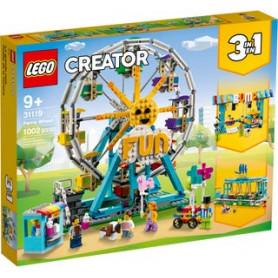 LEGO CREATOR 31119 RUOTA PANORAMICA ETA 9