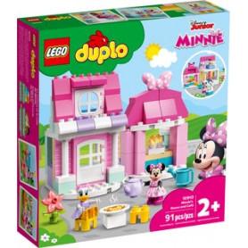 LEGO DUPLO DISNEY TM 10942 LA CASA E IL CAFF   DI MINNIE ETA 2