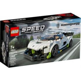 LEGO SPEED CHAMPIONS 76900 KOENIGSEGG JESKO ETA 7