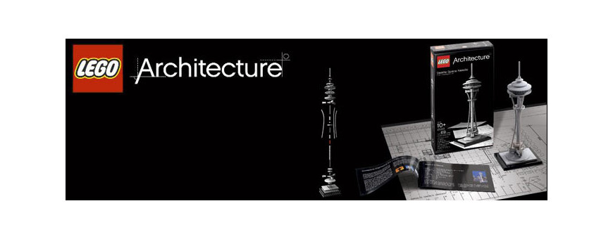 Lego Architecture in Offerta su Elettrocasa.it